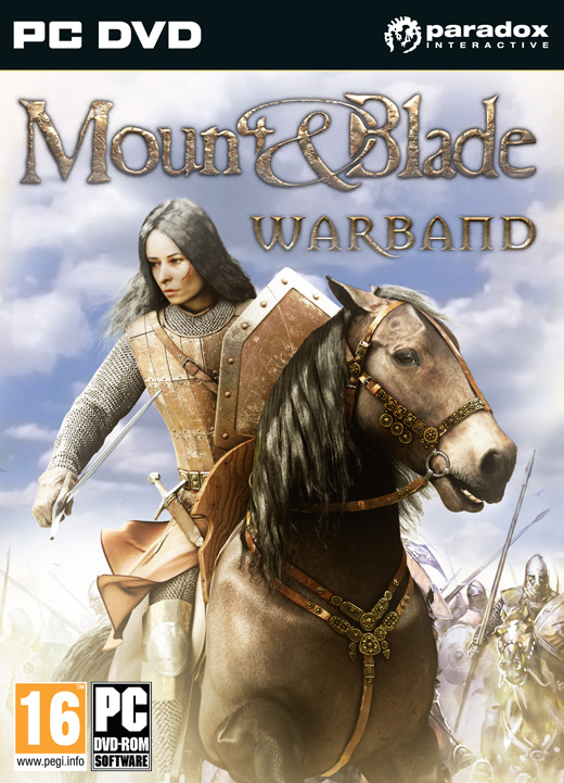 Mount&Blade - Warband [PL] (1.153) + Crack + Multiplaie ...