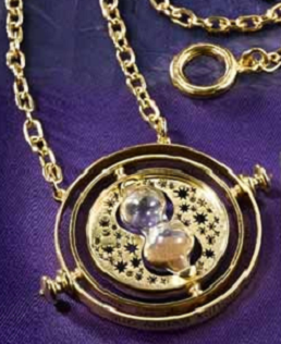 Harry Potter and the Prisoner of Azkaban time-turner