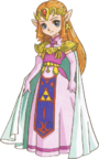 Princess Zelda (Oracle of Ages and Oracle of Seasons)
