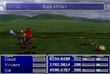 FFVII Back Attack