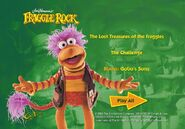 Fraggle doll dvd menu
