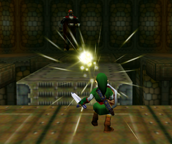 Dead Man's Volley (Ocarina of Time)