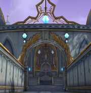 Sanctum Coliseum Entrance