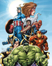 Marvel Adventures The Avengers Vol 1 4 Textless
