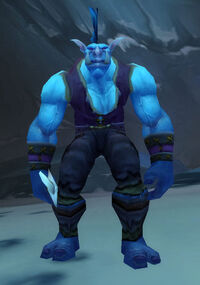 Frostmane Hideskinner