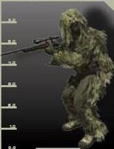 Character Model SAS or Spetnaz Sniper