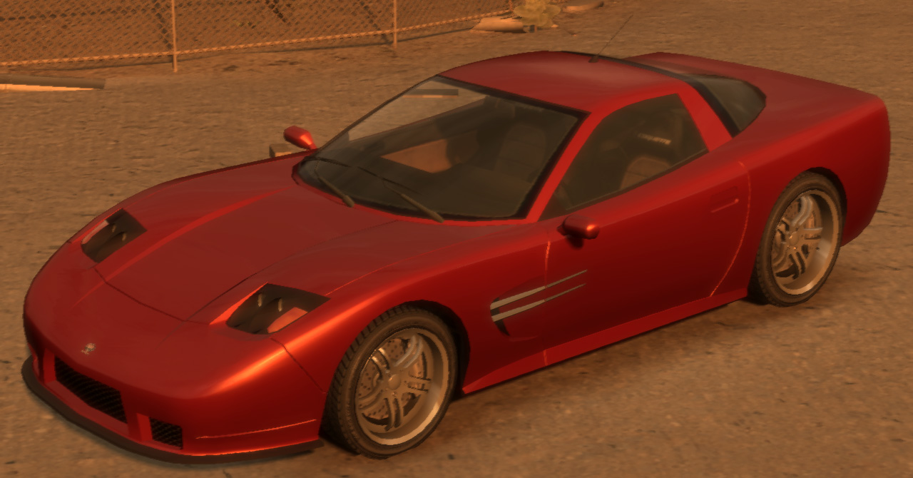 Where Is The Sports Car Dealership In Gta 4