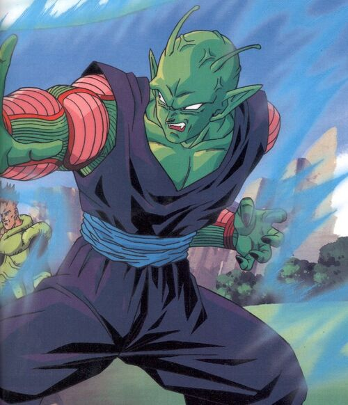 Piccolo Dragon Ball Gt Wiki