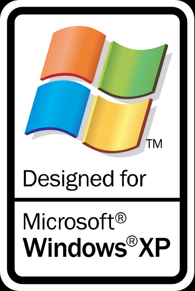 windows logo png. The logo of Windows XP used