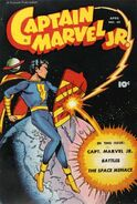 Captain Marvel, Jr. Vol 1 60