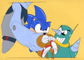 Sonic breakout cel
