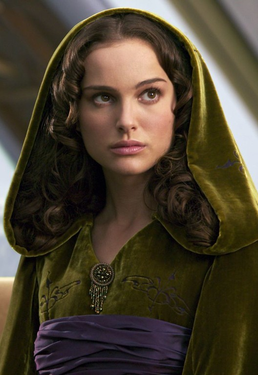Personality ... MBTI Enneagram Padme Amidala ( Star Wars ) ... loading picture