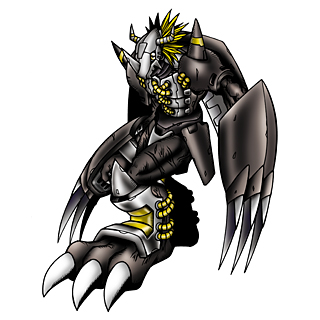 BlackWarGreymon b