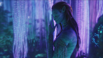 Neytiri.Loves.The.TreeOfVoices.screencap