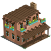 Adobe Farmhouse-icon