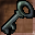 A Worn Prison Master's Key Icon