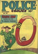 Police Comics Vol 1 58