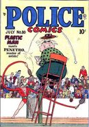 Police Comics Vol 1 80