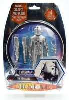 Invasion Cyberman Figure