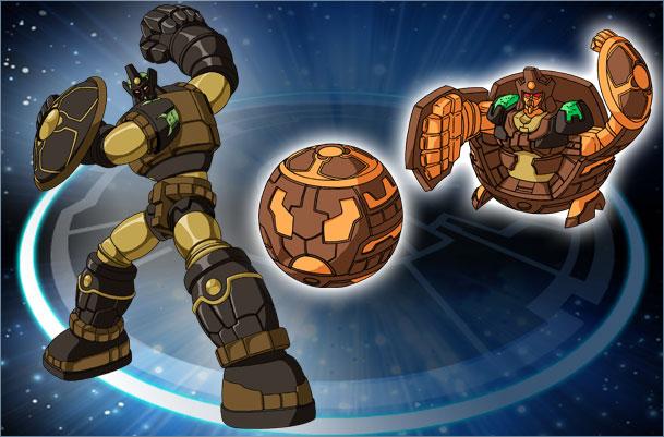 Battle For Terra Toys : Gorem bakupedia bakugan spieler des schicksals neu