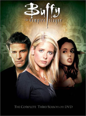 Buffy The Vampire Slayer: Season 3 [Latino]