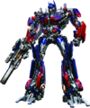 Optimus prime portal