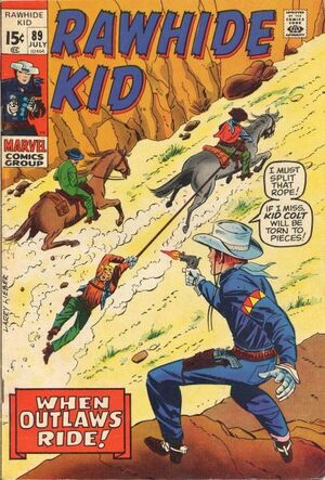 Rawhide Kid Vol 1 89