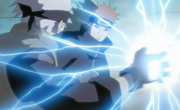 Kakashi vs pain 1