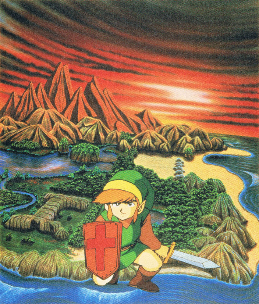 Legend Of Zelda Nes Map With Secrets – coloring on