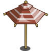 Tuscany Red Umbrella-icon