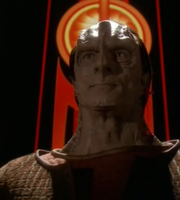 Master Dukat&#39;s halo