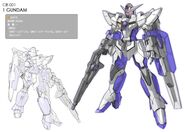 CG 1 Gundam Specs