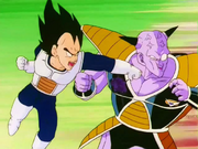 VegetaVsCaptainGinyuNV