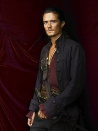 Will Turner Caribbean