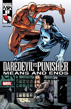 Daredevil vs. Punisher Vol 1 1