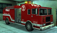 Coche de Bomberos LCS