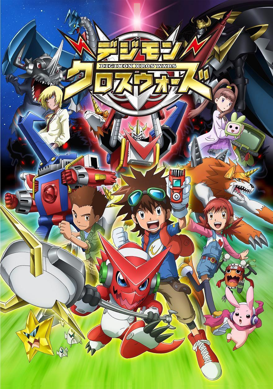 Digimon fusion digimon wiki go on an adventure to tame for 1 2 3 fusion