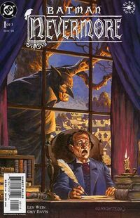 Batman Nevermore 1