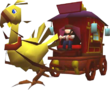 FFVII Chocobo Cart
