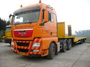 MAN TGX 26440 bls XLX