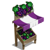 Grapes Stall-icon