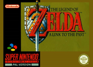 The Legend of Zelda - A Link to the Past (Europe)