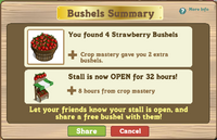 FMarket Bushels Summary