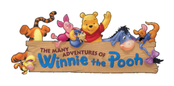 Logo Disney ManyAdventuresWinnie
