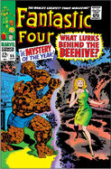 Fantastic Four Vol 1 66