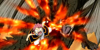 Natsu&#39;s dream Celestial Spirit