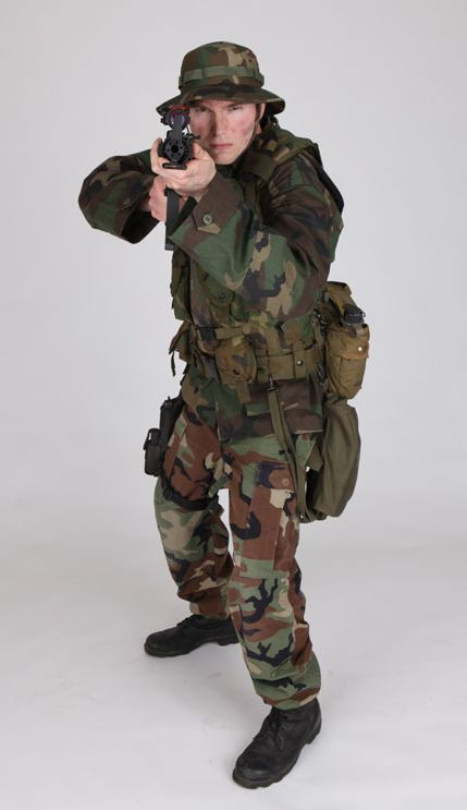 Navy Seal Deadliest Warrior Wiki The Wiki About