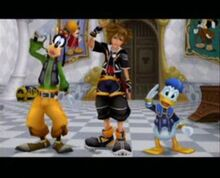 Goofy-sora-donald