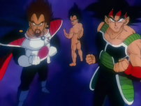 KingVegetaVegetaBardockFlashBackNV