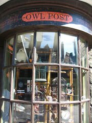 Owl-post
